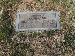 Robert D Covington