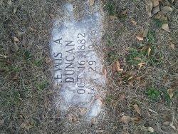Lewis A Duncan