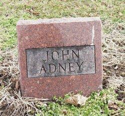 John P Adney