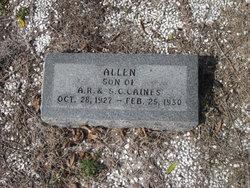 Allen Caines