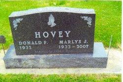 Donald Freman Donnie Hovey