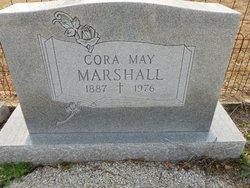 Cora May Marshall