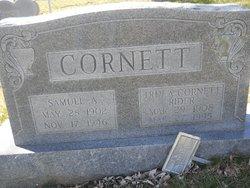 Samuel A Cornett