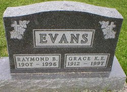 Raymond B Evans