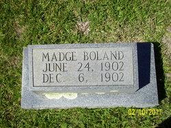 Madge Boland