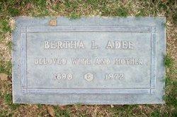 Bertha Lezetta <i>Kepler</i> Adee