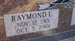 Raymond Lewis Barton