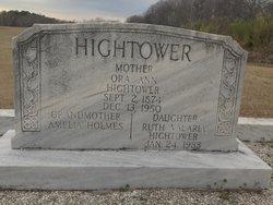 Amelia <i>Holmes</i> Hightower