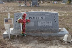 Georgia Lucille <i>Holt</i> Pamplin