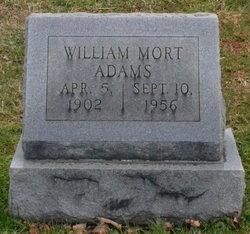 William Mortimer Adams