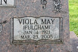 Viola May <i>Fulgham</i> Bunn