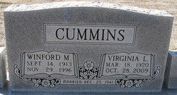 Virginia L. <i>Nurse</i> Cummins