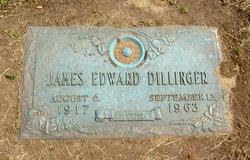 James Edward Dillinger
