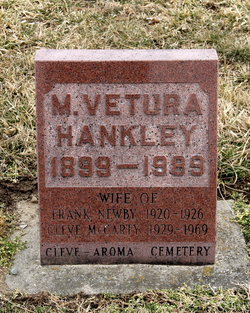 Vetura <i>Hankley</i> McCarty