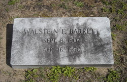 Walstein Franklin Barrett