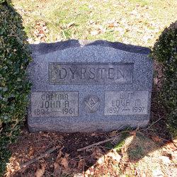 John A Dyrsten