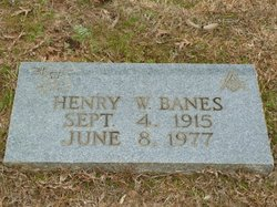 Henry W Banes