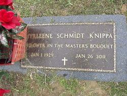 Myrleene J <i>Schmidt</i> Knippa