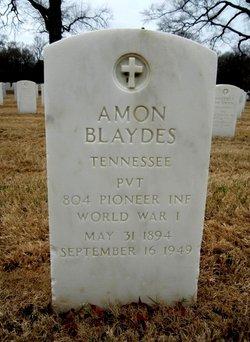 Amon Blaydes