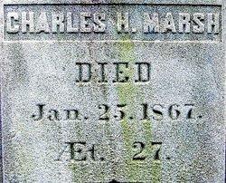 Charles H. Marsh