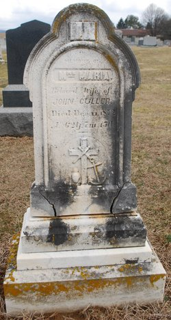 Ann Maria <i>Smith</i> Culler