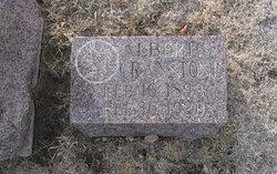 Albert W Cranstone