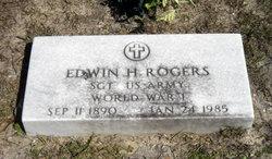 Edwin H. Rogers