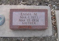 Emma M Yost