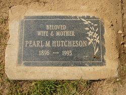Pearl M Hutcheson