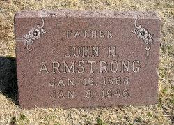 John Henry Armstrong