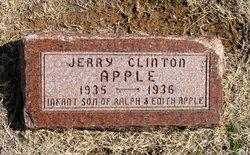 Jerry Clinton Apple