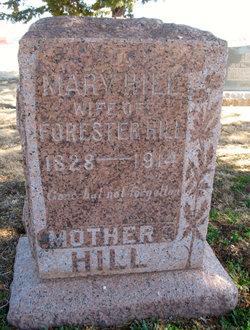Mary <i>Pearson</i> Hill