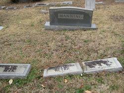 Mary Ella <i>Vines</i> Manning