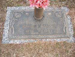 Mable L Maybelle <i>Sadler</i> Barton