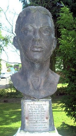 Pvt Herbert George Columbine