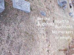 Martha Buchholz
