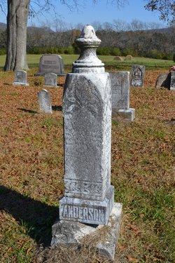 Mary J. <i>Thomas</i> Anderson