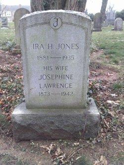 Josephine <i>Lawrence</i> Jones