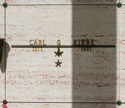 Carl Gibson Kibbe