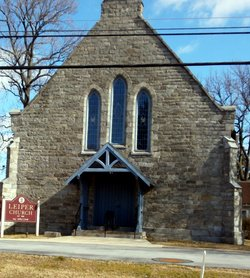 Leiper Presbyterian Church Cemetery