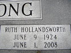 Ruth <i>Hollandsworth</i> Armstrong