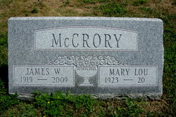 James W. McCrory