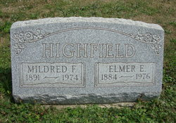 Elmer Ellsworth Highfield