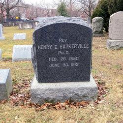 Rev Henry Embry Coleman Baskerville
