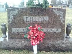 Bertha Mary <i>Hall</i> Dillon