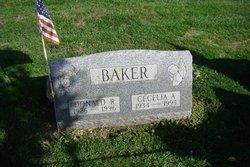 Donald R Baker