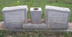 Arzola <i>Maffitt</i> Hardgrave