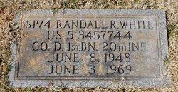 Spec Randall Ray White