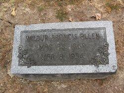 Wilbur Francis Allen