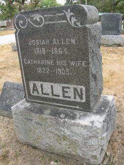 Catharine Allen